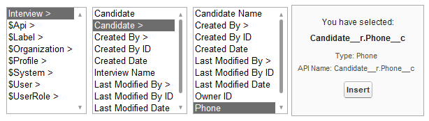 Salesforce Tips: Using Formula to Display Fields from