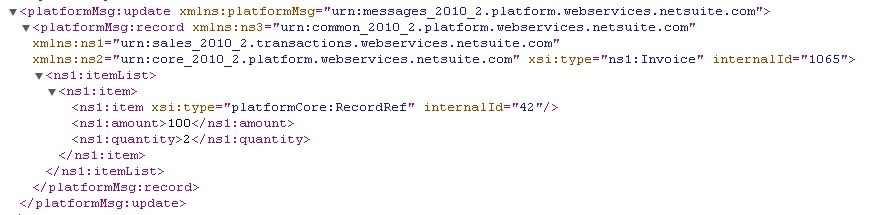 Boomi Integration: Working with Netsuite List Record - WDCi Group